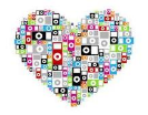 Ipods heart